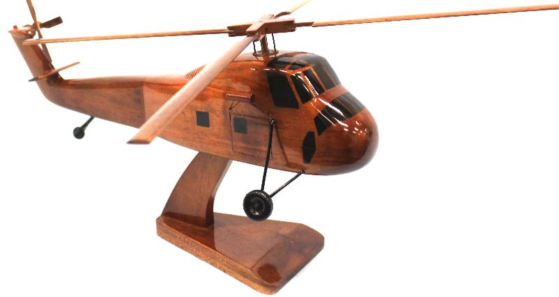 wood Ch-34 Choctaw Model